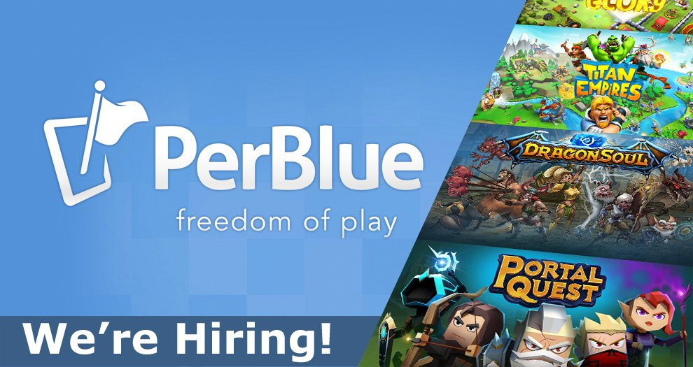 PerBlue (@perblue) | Twitter