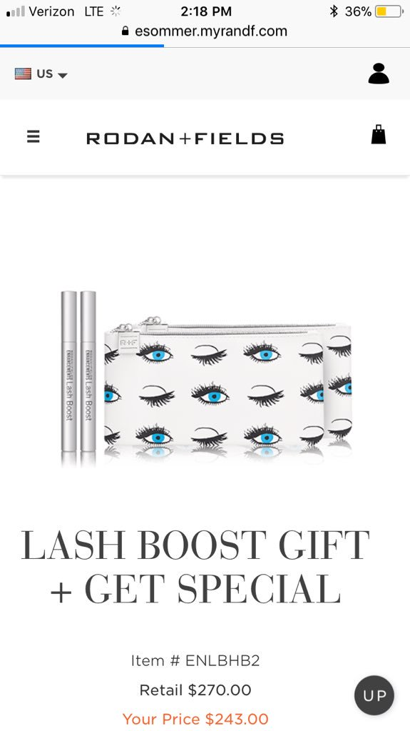 b915d03c80f Crazy Rodan+Fields Lash Boost sale! 2 for a significant savings for retail/ PC! Mother/daughter? Wife/daughter, daughter/daughter, sister/girlfriend,  BFFs?