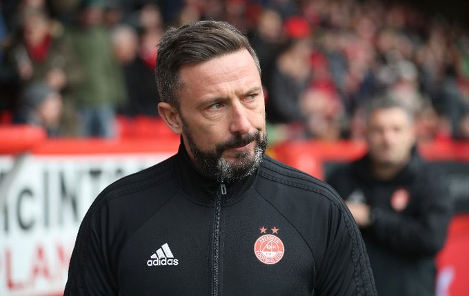 Simple, straight decision for Derek McInnes: to go to a troubled, mismanaged Rangers or not? I think he'll go.