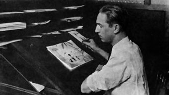 #UnDíaComoHoy de 1901, nace Walter Elias...