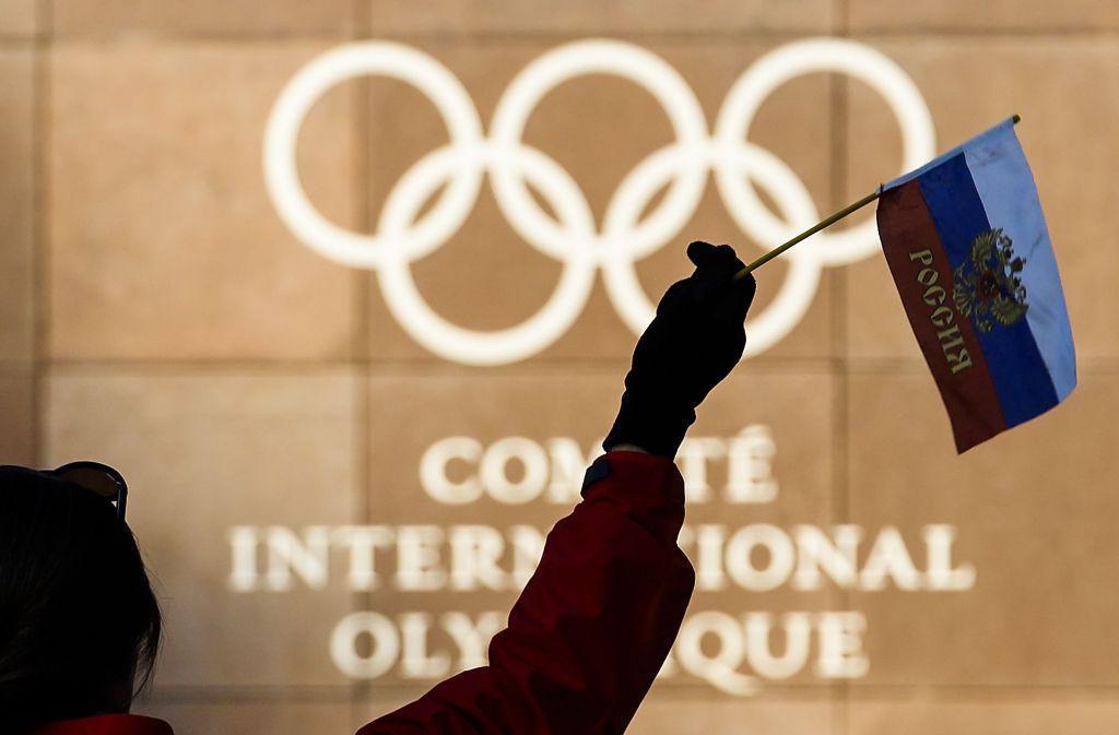 #Pyeongchang2018: #IOC schließt russisches olympisches Komitee aus https://t.co/DdjMCPk0dL