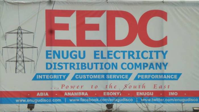 Intersociety, SE CLO expresses concerned over the lawlessness & syndicated criminal activities going on in Enugu Electricity Distribution Company (EEDC)