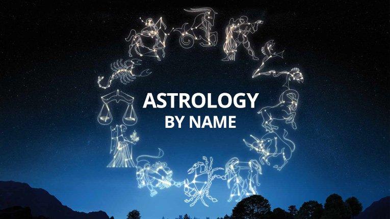nameastrology hashtag on Twitter