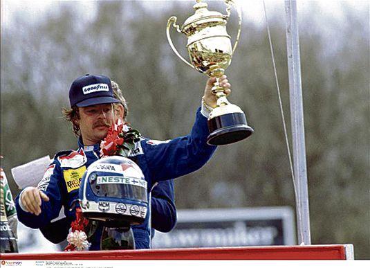 Happy 69th Birthday to 5 time race winner and 1982 Champion Keke Rosberg