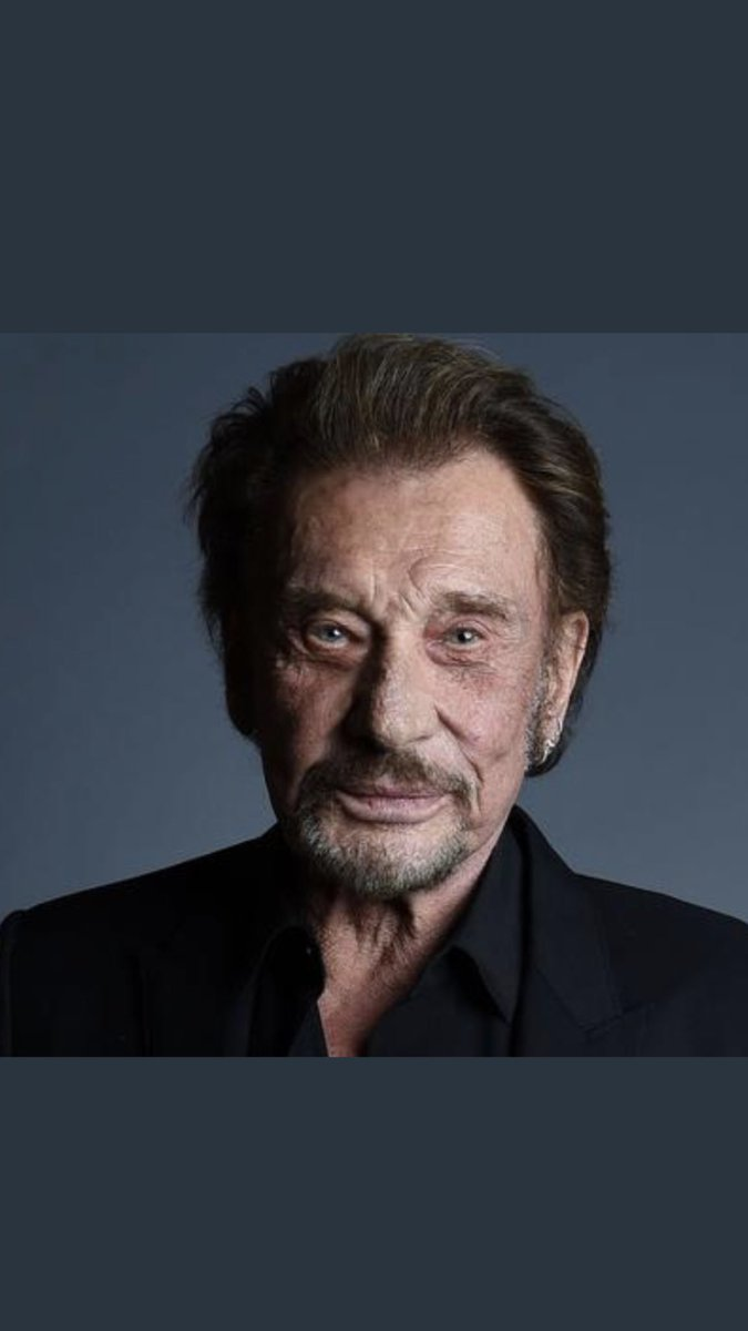 Repose en paix #JohnnyHallyday . #music #numberone