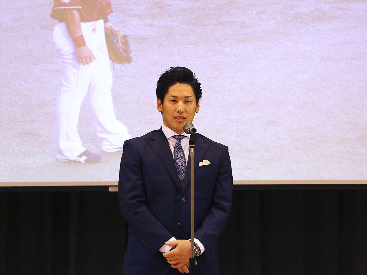 先日、故郷である福井で野球教室と後援会への報告会があったので、その時に感じたことを書かせていただきま…