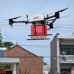 Chinese #Delivery #Drones in Canada? #JD.com wants to reduce cost of bringing fresh blueberries and seafood to Chinese consumers. They have even pitched the idea to Prime Minister Justin #Trudeau. https://t.co/KNpxphnIDo