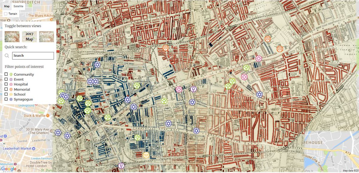 London Points Of Interest Map.National Lottery Heritage Fund London South On Twitter Map