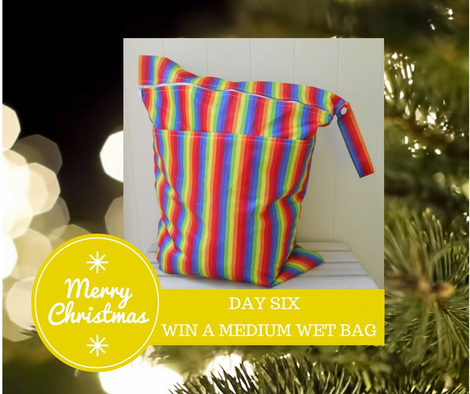 Day 6 - #RT &amp; #Follow for the chance to #win one of our Medium Wet Bags! 1 winner chosen at random from all entries across our social media accounts. Follow us on Facebook &amp; Instagram for more chances. Ends 7/12/17 at 10am. UK Only. #WinWednesday #HumpDay #AdventComp #giveaway<br>http://pic.twitter.com/bXbh1YqJE5