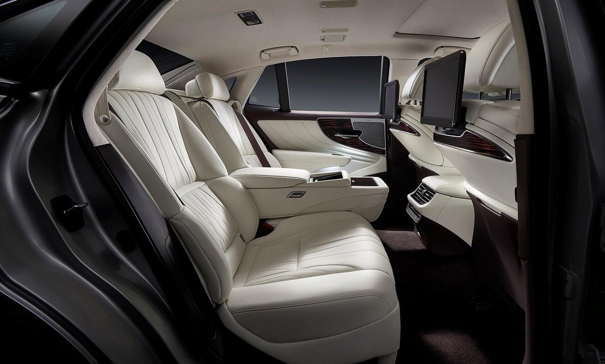 Lexus Uk On Twitter The Lexusls Features The Most Comfortable