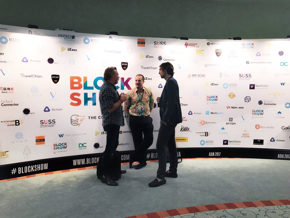 When you get into a deep conversation with someone who understands #blockshowasia #blockshow #cointelegraph #cryptocurrency #blockchain #ico #cryptonews #fintech #ai #ico #blockchainnews #singapore #ethereum #bitcoin<br>http://pic.twitter.com/Olu9s3SYRz