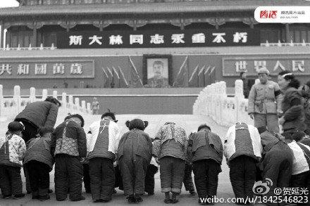 【揭秘】貪官的四大用處 為什麼外國領袖死了 中國兒童要默哀(圖集)