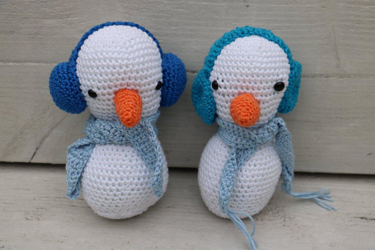 Textielfeest On Twitter Gehaakt Winter Gehaakteknuffels Haken