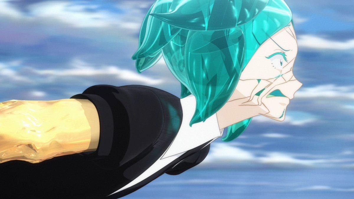 TVアニメ『宝石の国』  なんとMBS動画イズム様にて、 第1話~最新の第9話までの一挙配信がスター…