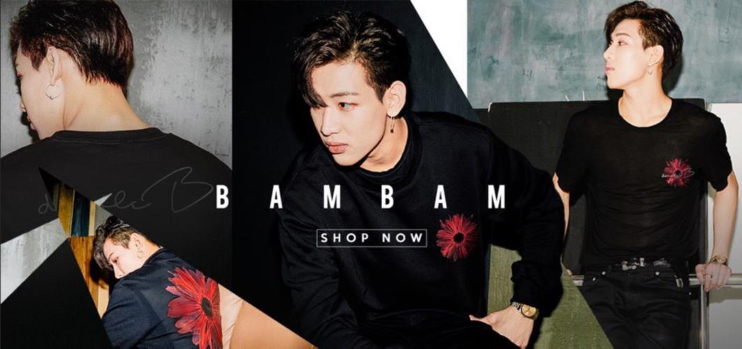 GOT7's BamBam announces clothing label '...