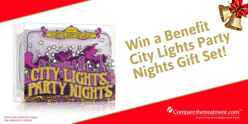 Happy #HUMPDAY - Like our page, love, share &amp; retweet to win Benefit Cosmetics UK  Good Luck!! #Benefit #PartyNights #CityLights Tag your best party pal for an extra chance to #WIN<br>http://pic.twitter.com/xc0vvDGpSl