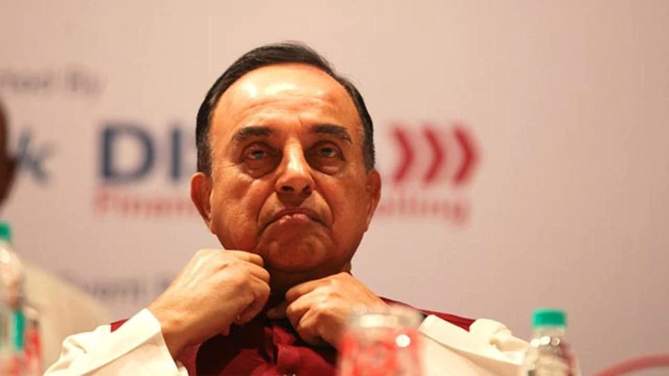 Talk on Ram Mandir cancelled because JNU fears my arguments: Subramanian Swamy https://t.co/9WkRXdWfJK