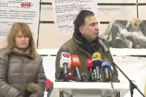 Подозрение Саакашвили направили на его адрес, - ГПУ - Цензор.НЕТ 426