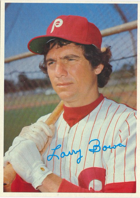 Happy Birthday! Larry Bowa