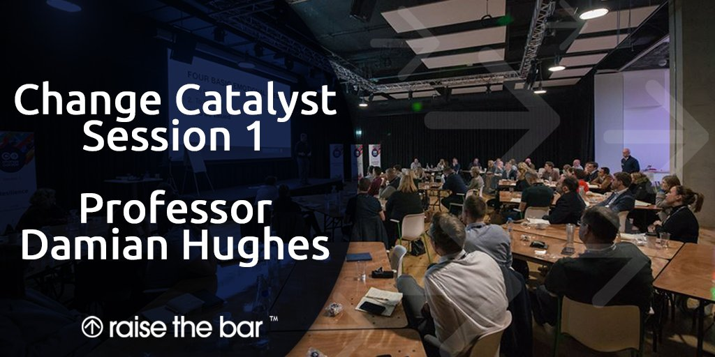 It&#39;s been a week since we launched our #ChangeCatalyst Leadership Programme! Take a look back at what happened on the day, and what you could be a part of in cohort 2... |  http:// ow.ly/BqkU30h1TDk  &nbsp;   #leadership #change<br>http://pic.twitter.com/9XZxbPMJl3