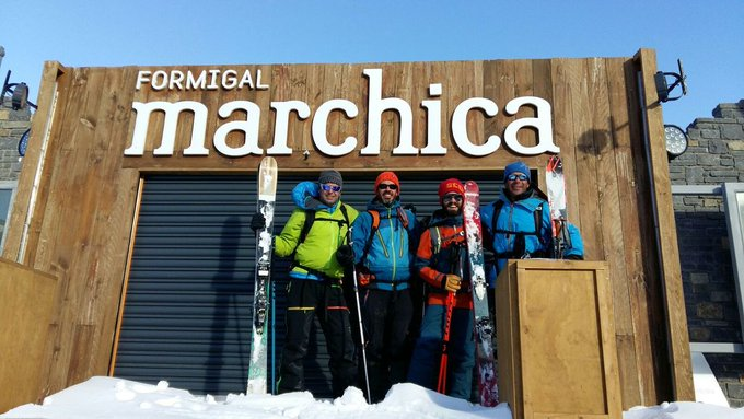 Nuestro @AlvaroRobledano ya se ha estrenado en @AramonFormigal. [REVIEW] ➡️ https://t.co/aD1KTaa9pG