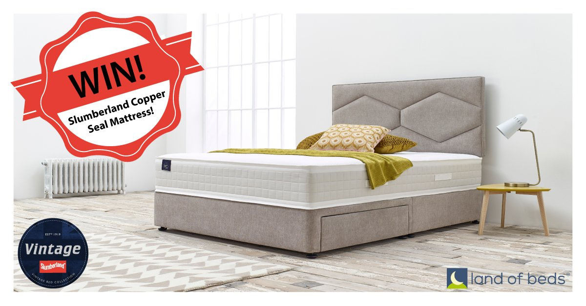 for your chance to start the new year with a brand new mattress simply rt follow landofbeds and slumberlanduk tcs apply httpbitly2zvnthq