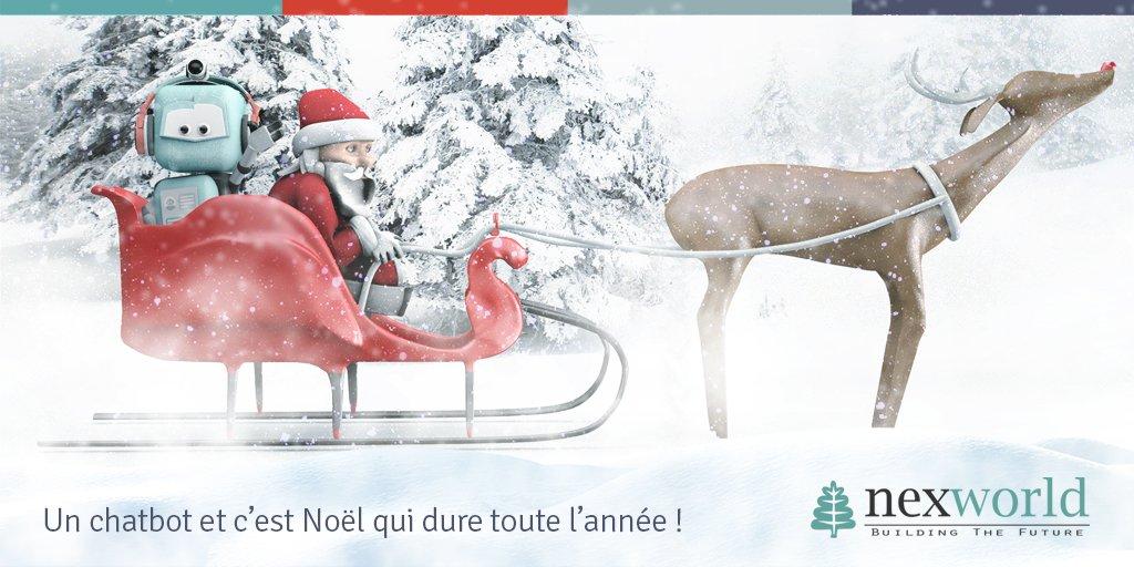 Chatbot greetings  https:// youtu.be/H4haflJ23vU  &nbsp;   #chatbot #ia #chatbot #intelligenceartificielle #marketing #ads #merrychristmas  #santaclaus #iot #nexworld @publicis #snow #cute #séminaire #conseil #agentconversationnel #digital #transformationdigitale #it #consultant #ingenieur<br>http://pic.twitter.com/ZQG08fVQbR