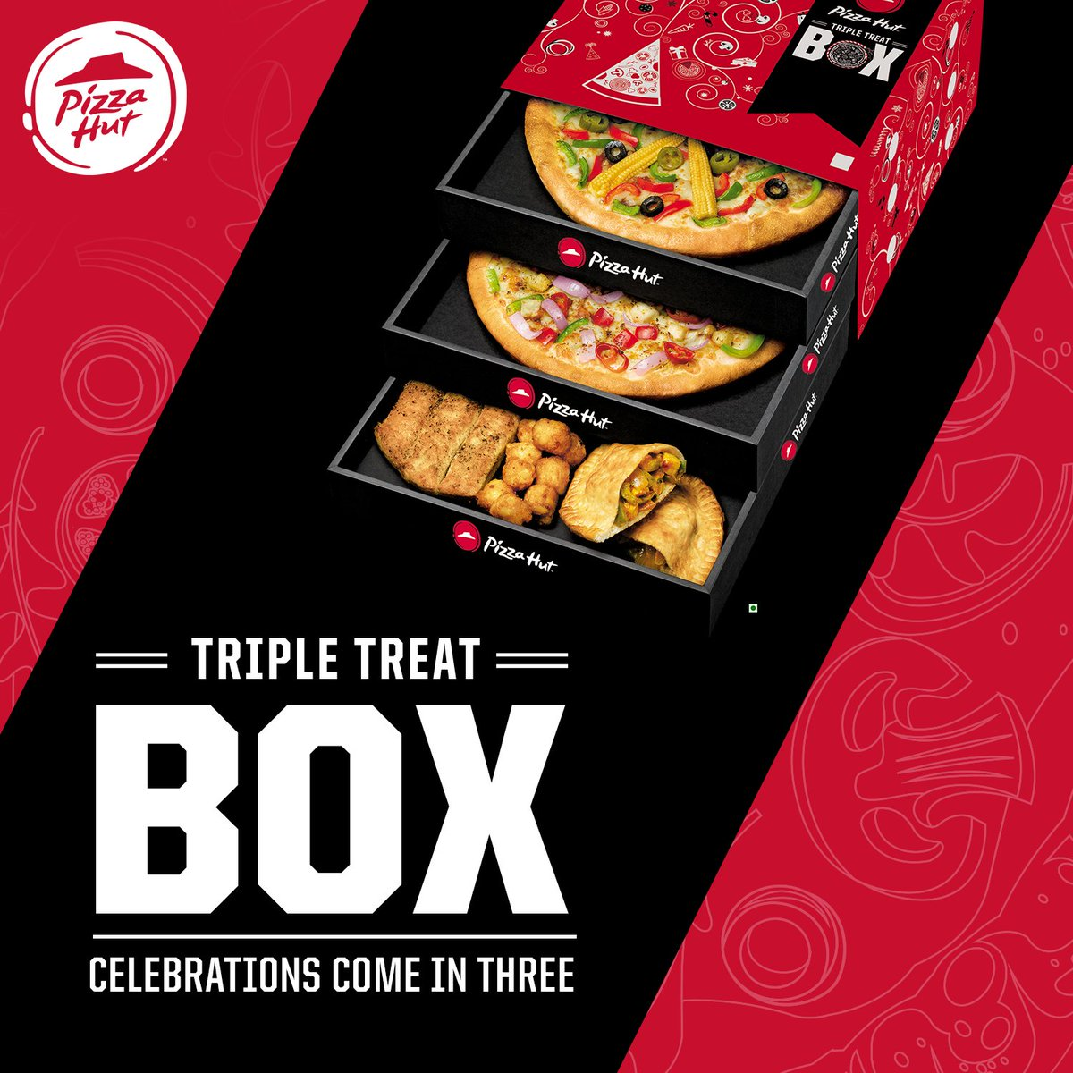 For any kind of celebration, your menu is sorted with the tasty TripleTreatBox Order now https t
