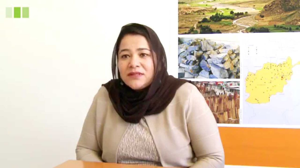 Deeply concerned at #WolesiJirga's rejection of Nargis Nehan as Minister of Mines & Petroleum. Best hope that #Afghanistan's #mining riches would bring jobs and wealth to the Afghan people. #StopTheCorrupt #StopIllegalMining
