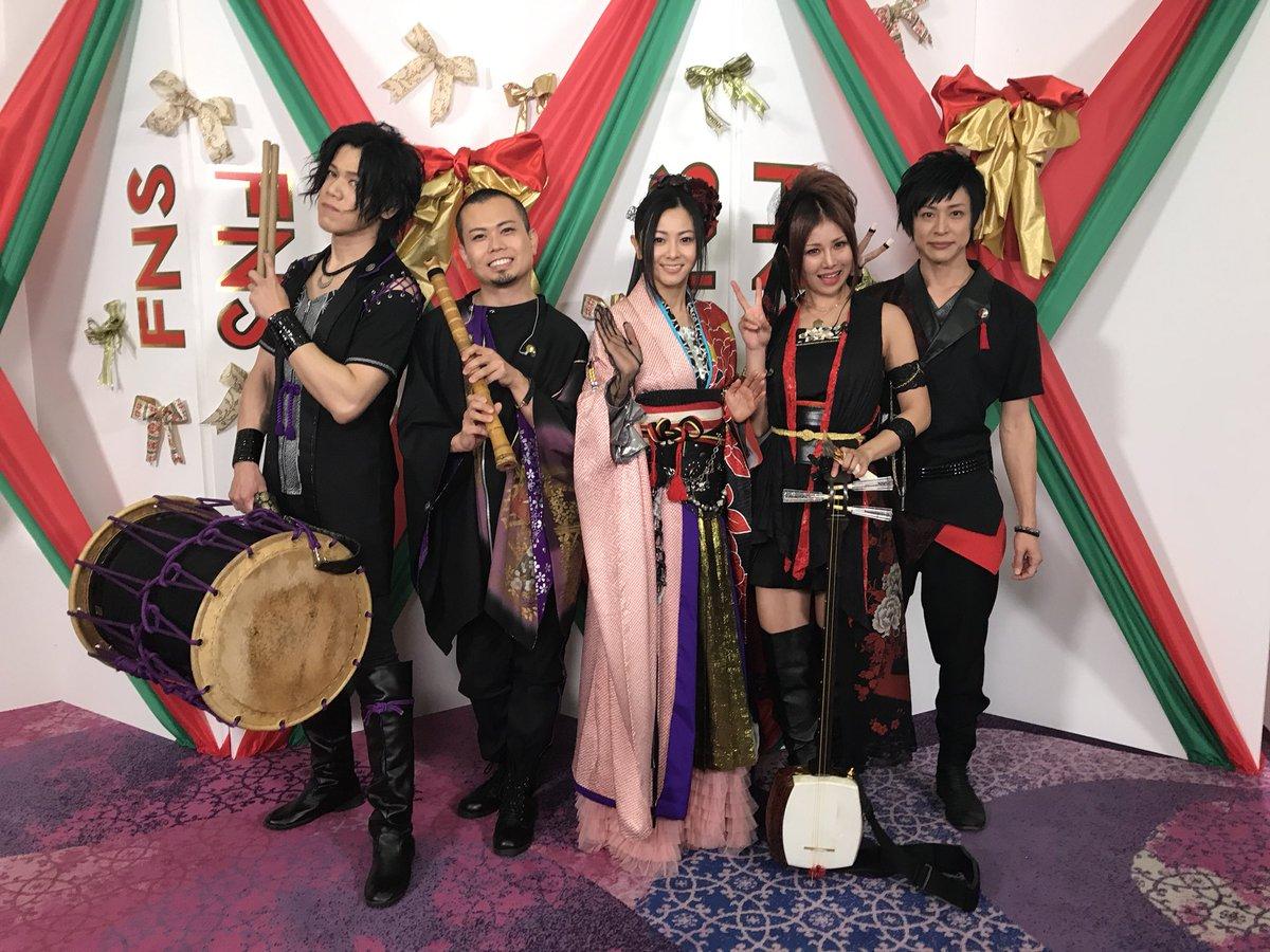 FNS歌謡祭、倉木麻衣さんとのコラボでした! ありがとうございましたー!!