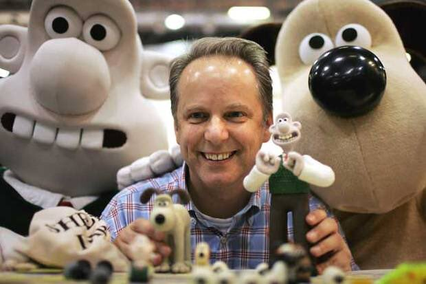 Happy 59th Birthday to Nick Park! The creator and the director of Wallace & Gromit.