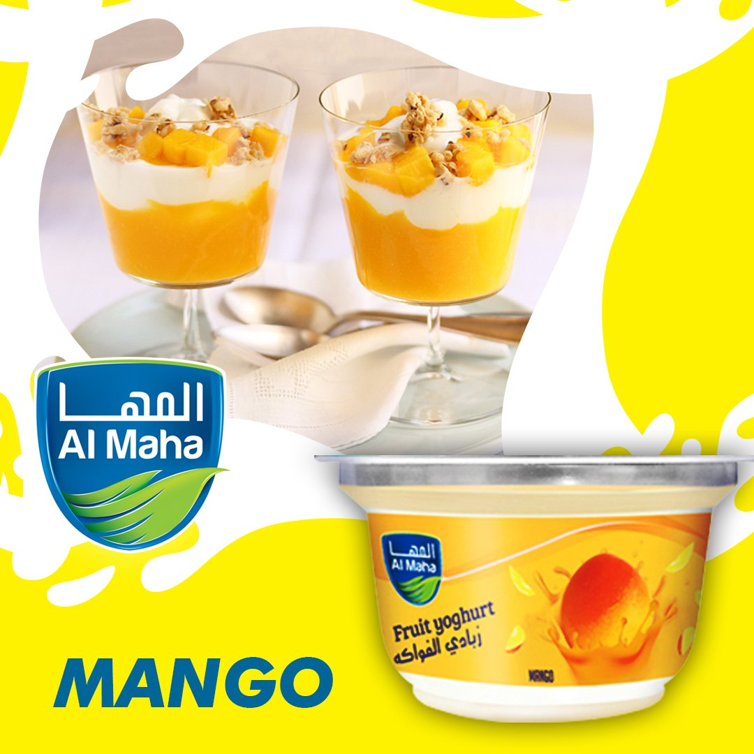 Almaha dairy on twitter for a cup where the sweetness of your almaha dairy on twitter for a cup where the sweetness of your favourite fruits meet the nutritional value of natural dairy yogurt m4hsunfo