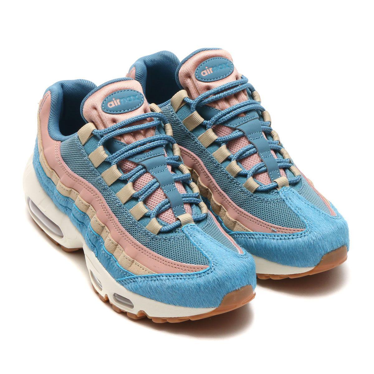 Nike Wmns Air Max 95 LX (Smokey Blue Smokey Blue Mushroom)