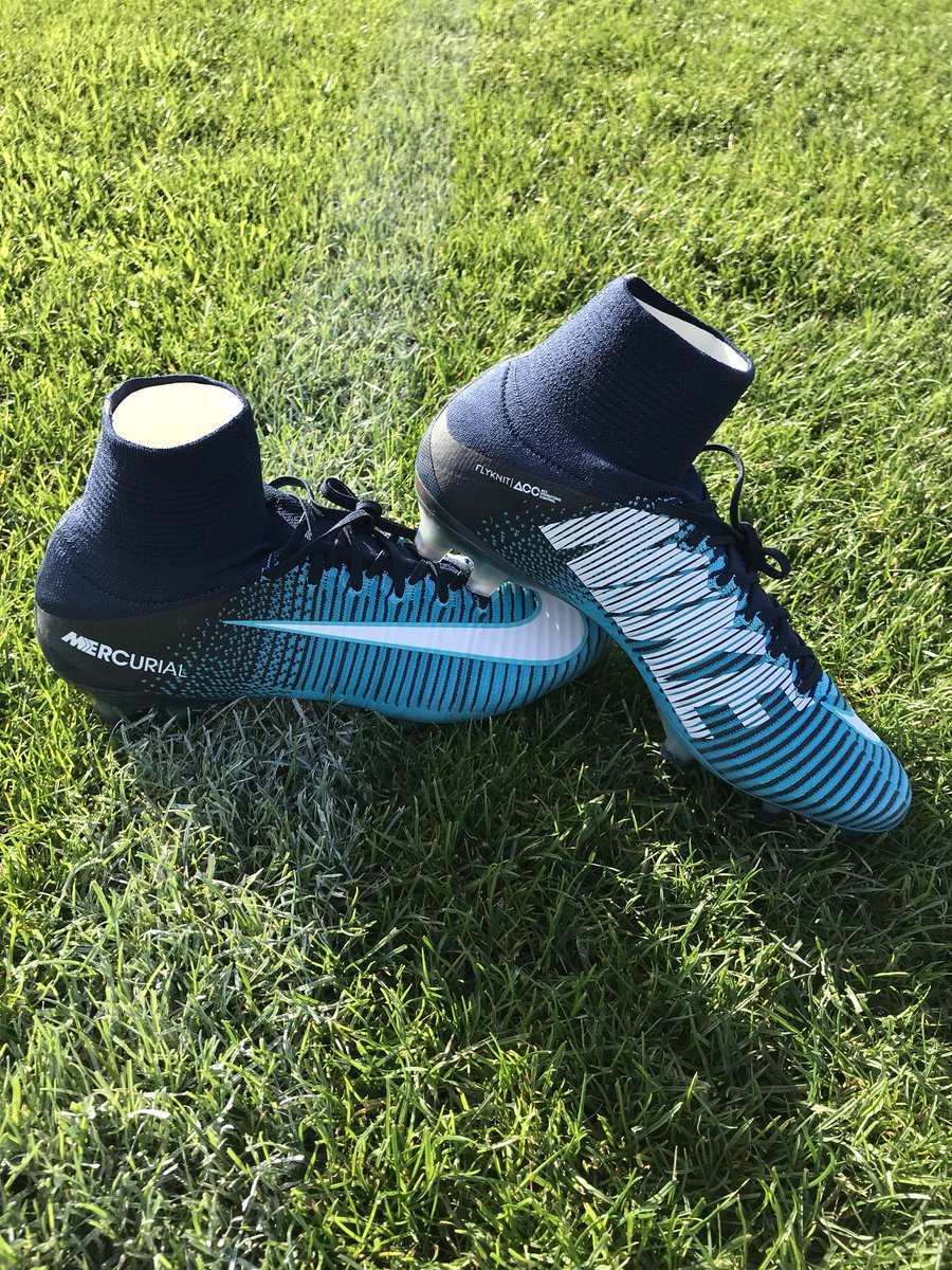 official photos 69611 8ddb3 ... where to buy intersport elverys on twitter the new nike mercurial boots  from the fire and
