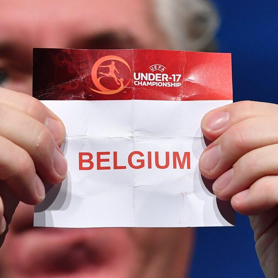#U17EURO Latest News Trends Updates Images - Belgianfootball