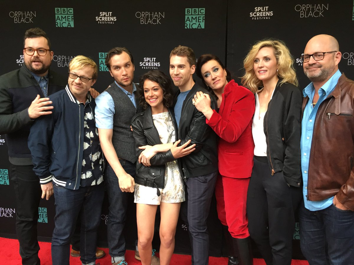 I miss them so much 😭💔 #OrphanBlack #cop...