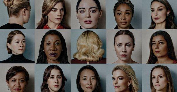 Per @TIME: Persona dell'anno sono le donne che denunciano molestie #silencebreakers #MeToo → https://t.co/2e5T76orYH