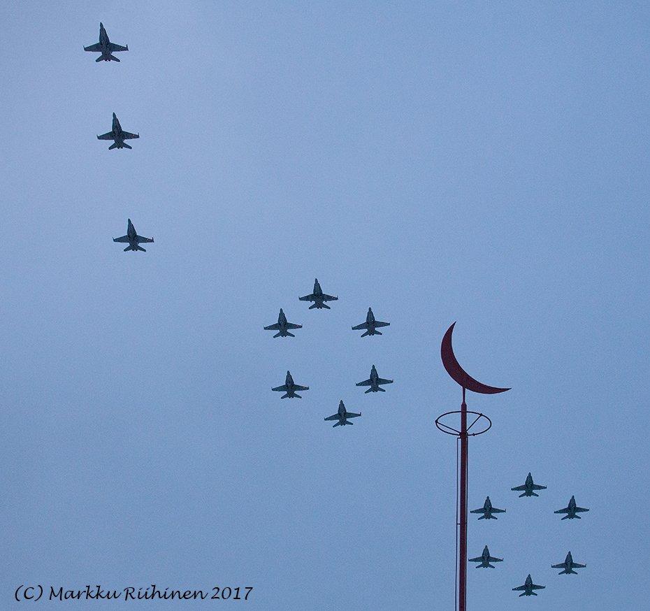 Военный парад в честь 100-летия независимости Финляндии Финляндии, честь, независимости, парад, 100летия, военнослужащих, более, участие, единиц, бронетехники, приняло, истребителя, страны, самообороны, Куопио, Военный, dambiev, коллеги, декабря, городе