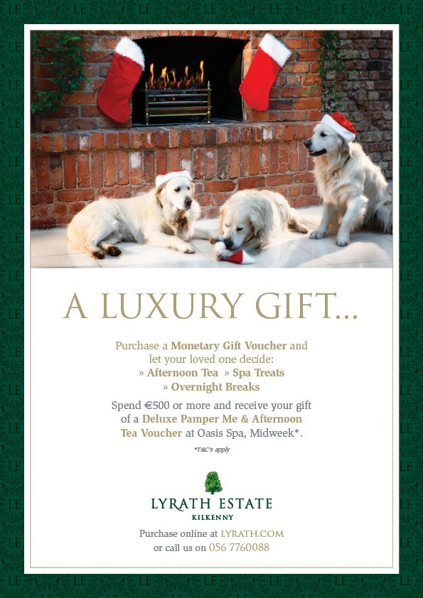 Lyrath Estate Twitter Choose From Our Extensive Range Of Gift