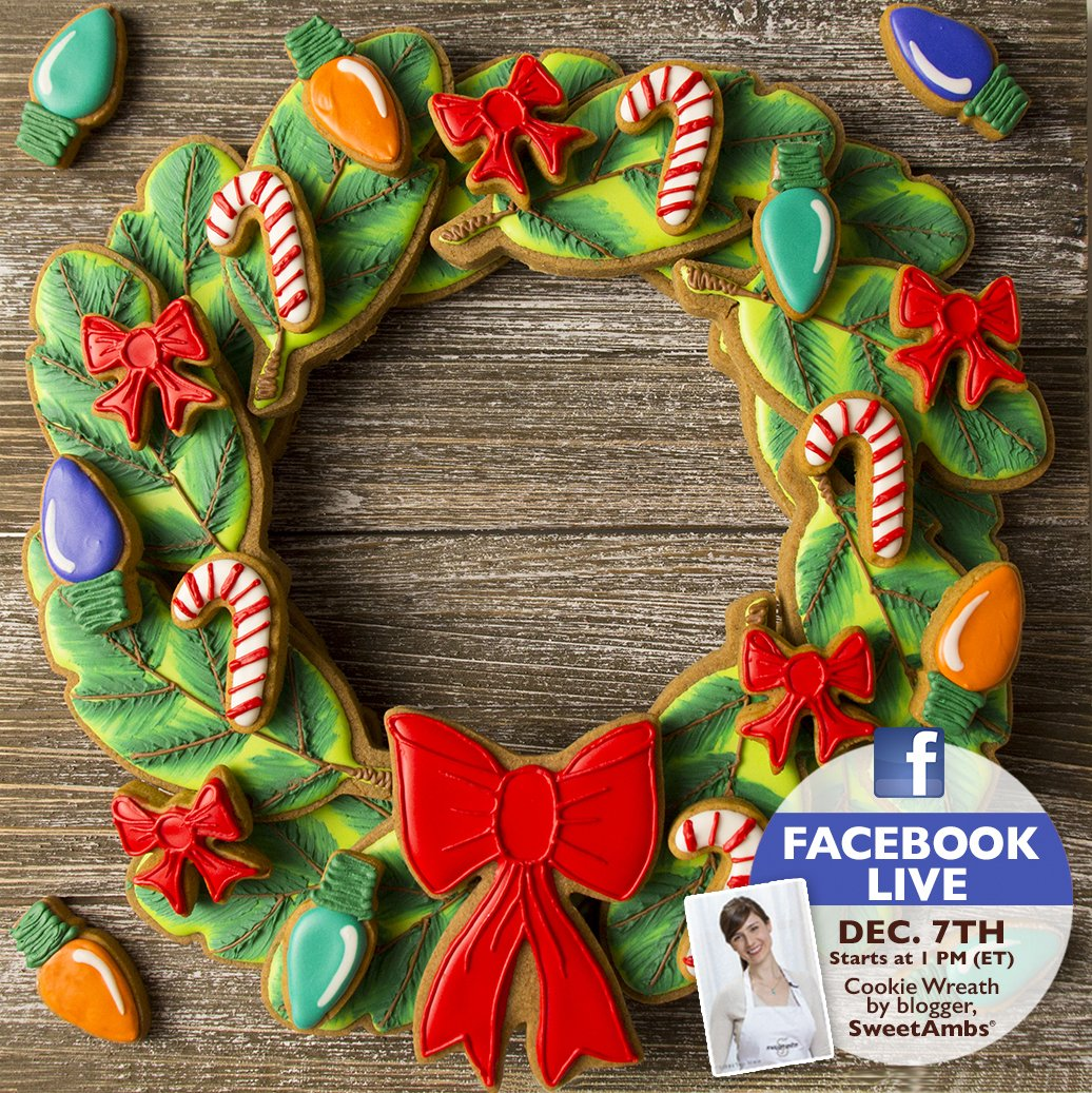 Domino Sugar On Twitter Sugar Cookies And Festive Holiday