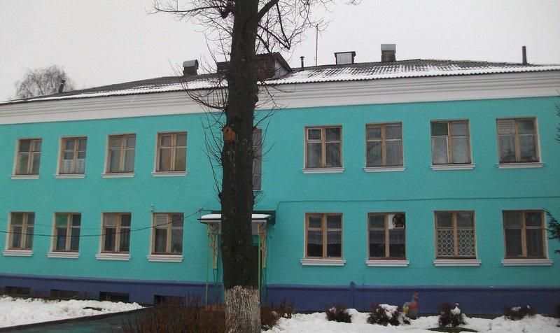 Завершен ремонт фасада здания детского сада № 19