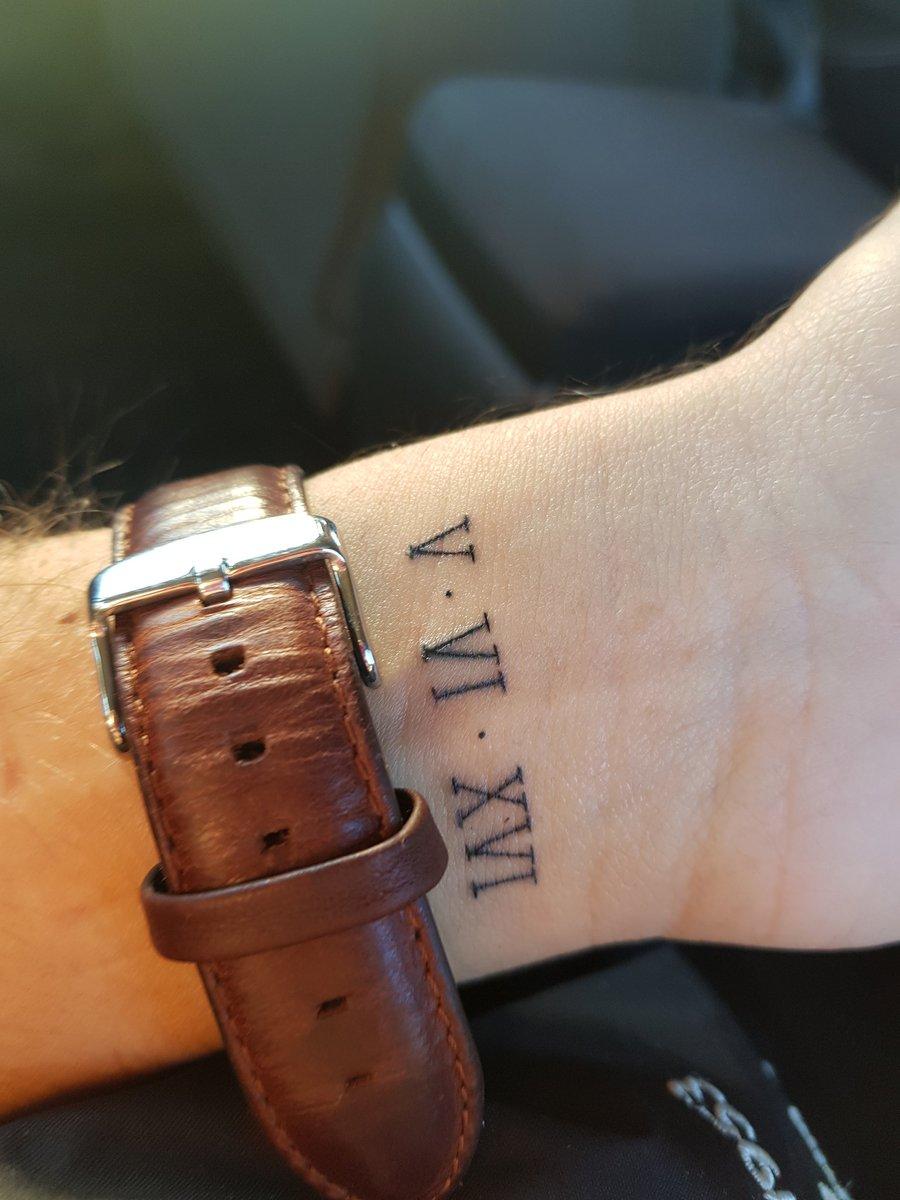 Jorge Werlyb On Twitter No Es El Típico Tatuaje Flipante Que Ves