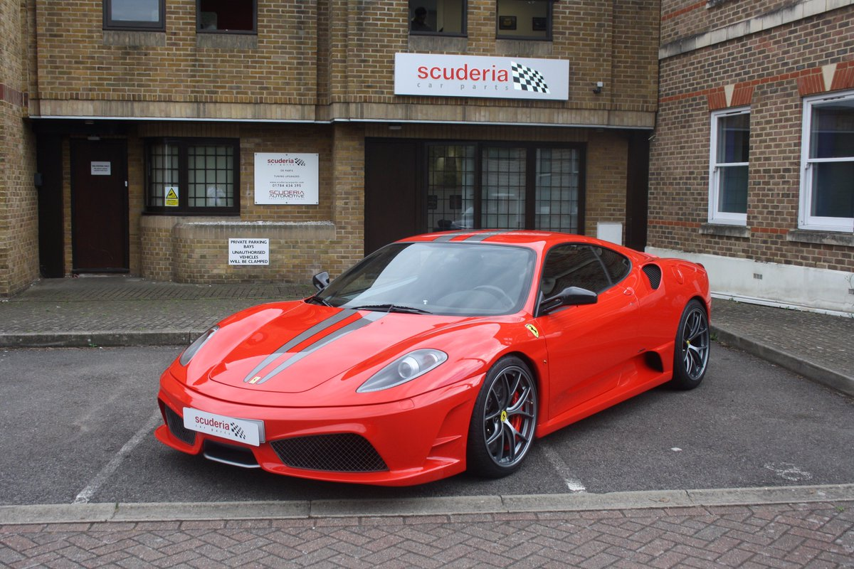 Scuderia Car Parts On Twitter The Capristo Sports Exhaust Fitted