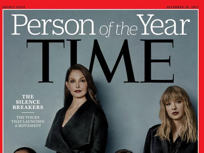 #MeToo person of the year di Time: la speranza che non sia finita qui https://t.co/6VDrpCJ9iF