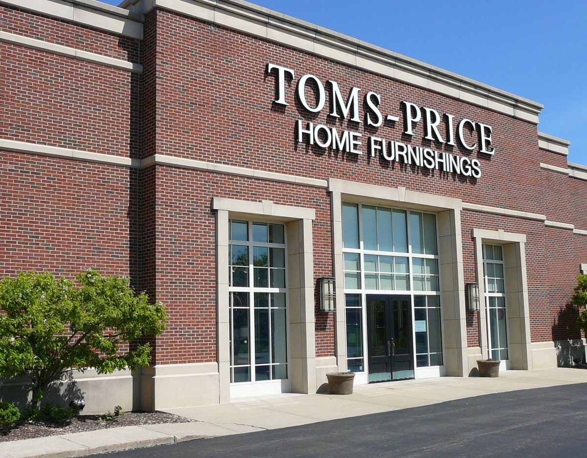 Toms Price Furniture Added,. Lincolnshire, IL @Lincolnshire_IL