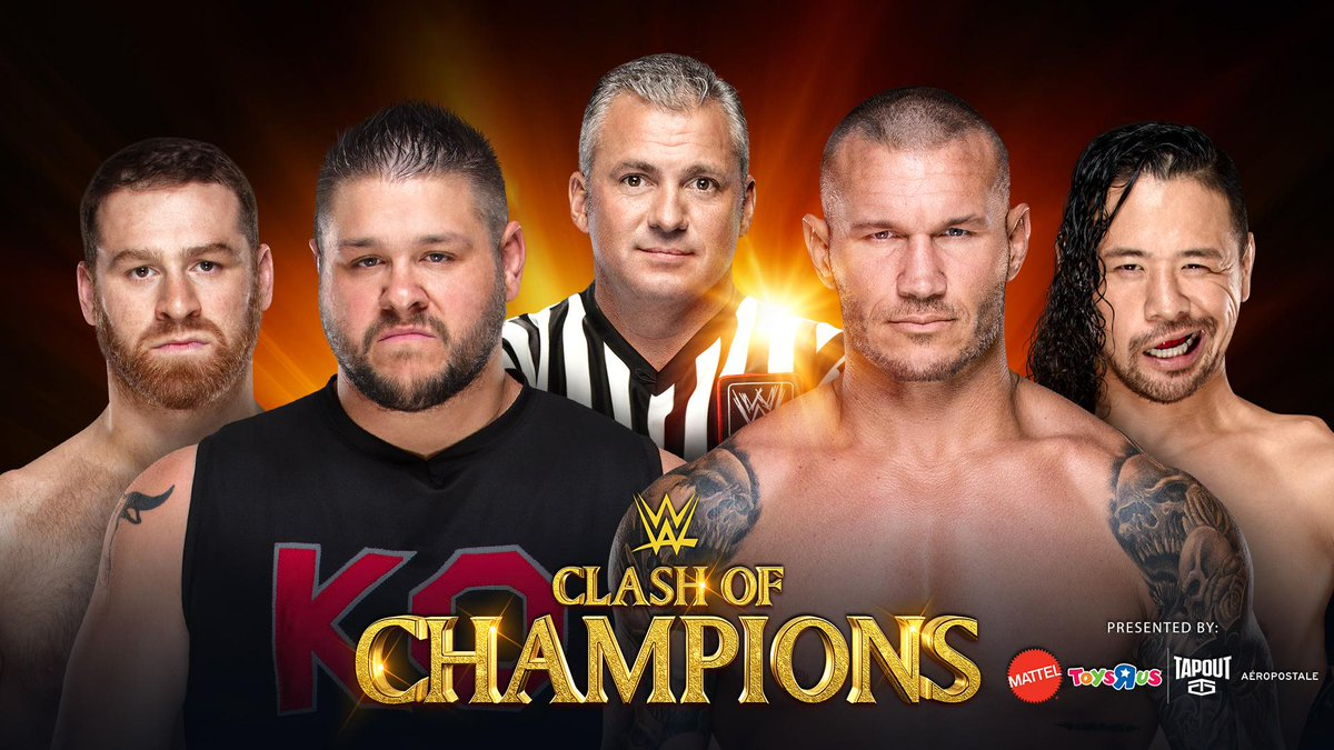 wwe clash of champions 2017 - DQXyod8XcAApg6N - WWE Clash Of Champions 2017 Matches, Predictions, Poster, Date, Location & Start Time