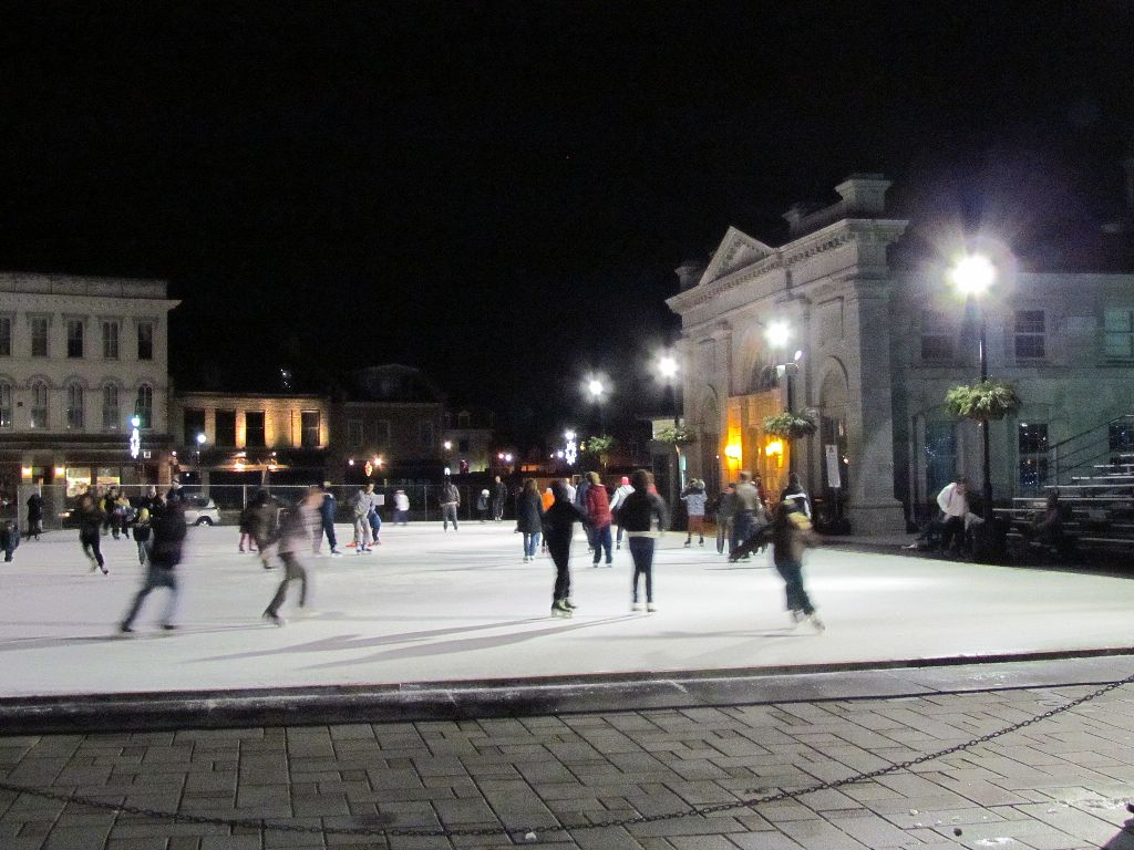 Grab your skates! The ice on the Springer Market Square rink is ready for action #ygk! <br>http://pic.twitter.com/vewvJfkGMG