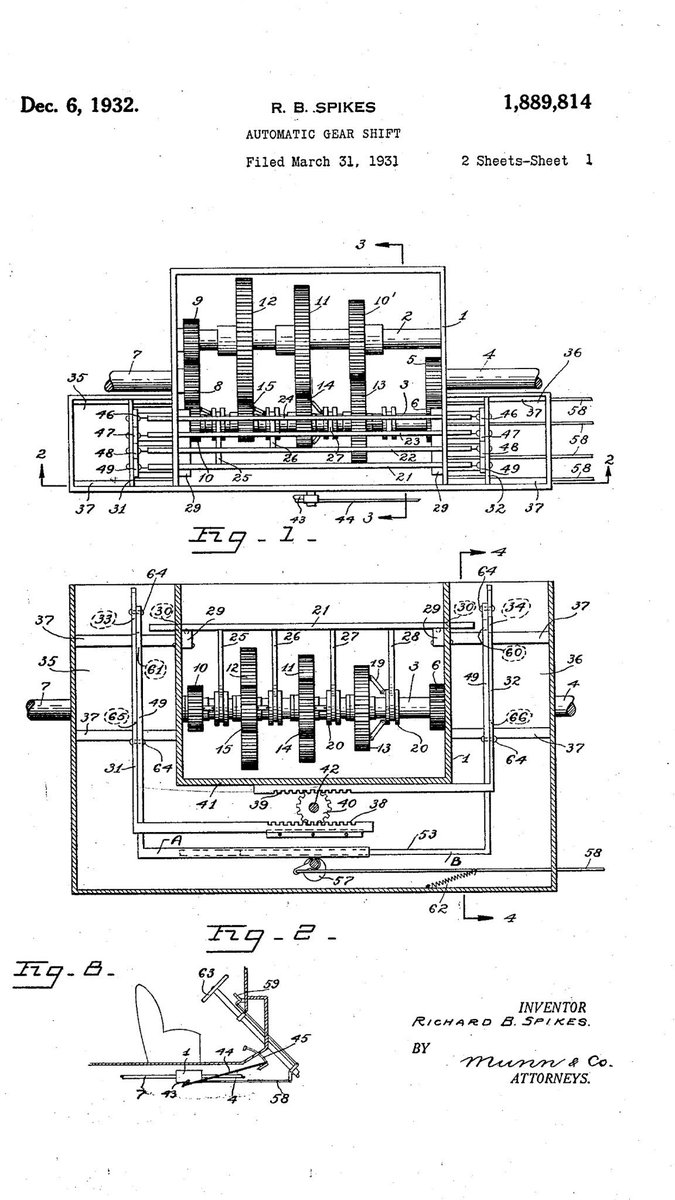 richard spikes inventions