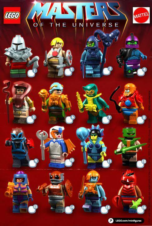 #LEGO Masters of the Universe https://t....