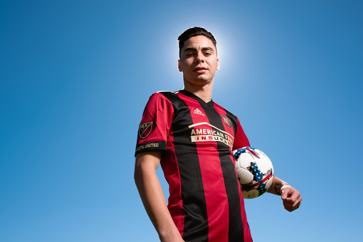 new arrivals a39ae 6f943 Atlanta United FC on Twitter: